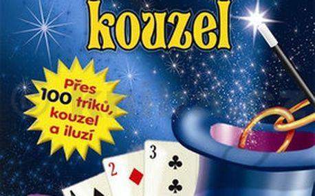 Velká škola kouzel - nechybějí ani základní karetní triky, které obecenstvo doslova nadchnou.
