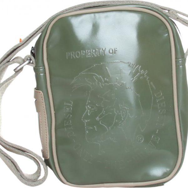 Moderní unisex taška přes rameno Diesel RICHIE_X00726_H3750