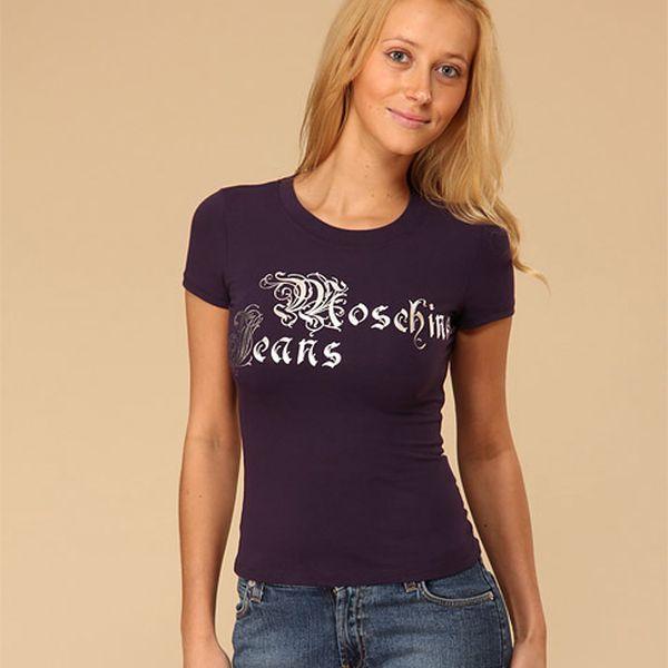 Fialové tričko Gabriel