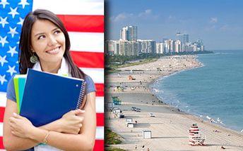 Měsíční jazykový kurz v Miami za 54000 Kč! Naučte se anglicky a ještě si to užijte!