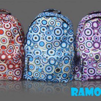 Máme pro vás všestranně použitelný batoh s líbivým moderním designem za super cenu! Krásné batohy ve třech barvách za 189 Kč včetně poštovného!