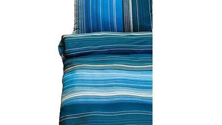 Luxusní povlečení Schlaraffia na 2 postele z bavlněného saténu