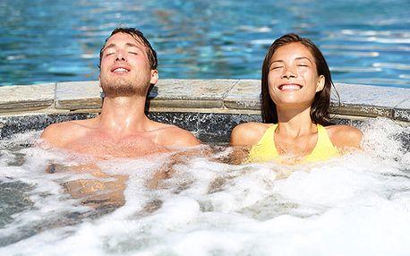Relaxační pobyt v Luhačovicích pro DVA na 3 a více dní