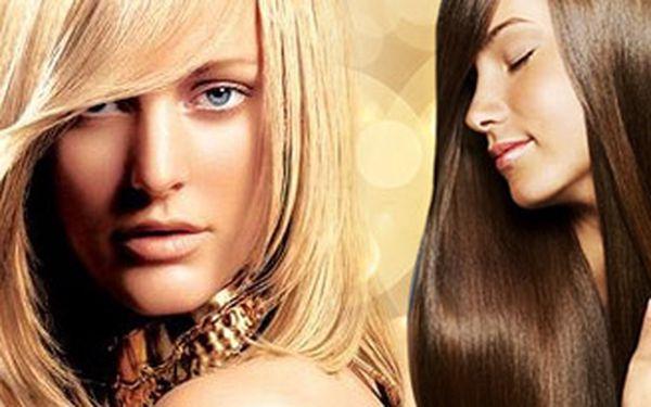 Kompletní kadeřnický balíček pro všechny délky vlasů profesionální vlasovou kosmetikou Alcina.
