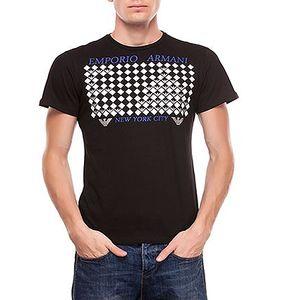 Pánské tričko Emporio Armani model 7