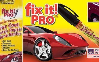 Máte poškrábaný lak na autě od větví, kamínku, pejsků? Obešel Vám někdo auto na parkovišti? Nyní existuje revoluční řešení. Korekční tužka, kterou Vám nabízíme, umí vaše menší škrábance na autě naprosto zneviditelnit.