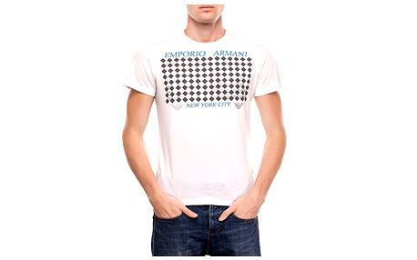 Pánské tričko Emporio Armani model 9