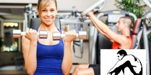 Cvičení ve fitness se slevou až 61 %