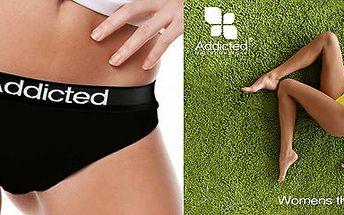 Luxusní dámské kalhotky Addicted – tanga