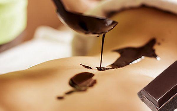 3 hodiny luxusní čokoládové péče