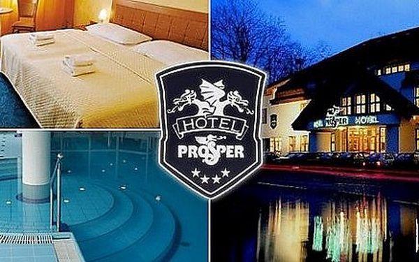 Pobytový kurz anglického jazyka s rodilým mluvčím s platností 1 rok ve 4* hotelu Prosper na Čeladné