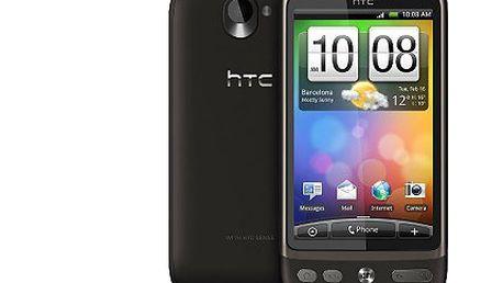 Multimediální mobilní telefon HTC Desire A8181 s doručením!