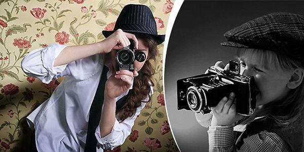 Je vaš fotoaparát chytřejší než vy? Pojďme to změnit.Tříhodinový foto kurz pro začátečníky