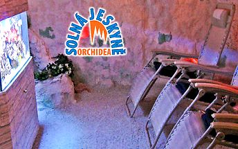 Relax a zdraví - navštivte solnou jeskyni
