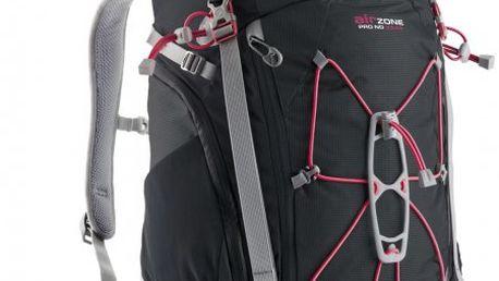 Dámský čtyřsezónní turistický batoh Lowe Alpine AirZone Pro ND 33:40 Black/Fuchsia
