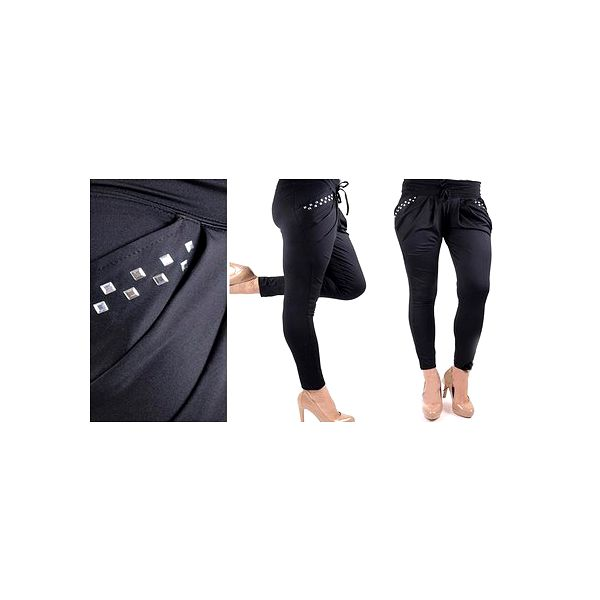 Jen 299 Kč včetně poštovného za luxusní bavlněné kalhoty harémky. Vzdušné kalhoty z lehkého, polomatného materiálu, který se nekrčí. Jak na léto tak na podzim a s 50% slevou!