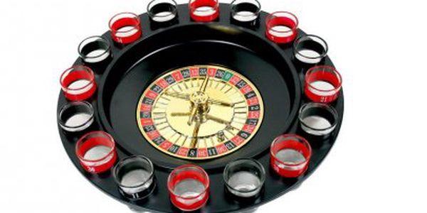 Hazardujte v pohodlí domova s touto alkoholovou ruletou! O zábavu nebudete mít nouzi!