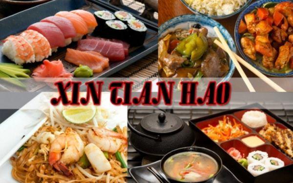 Výborná ASIJSKÁ kuchyně! Thajské speciality, SUSHI, čínské speciality, bento, masové plotýnky atd na Praze 6 ulice Evropská! Sleva na celý jídelní lístek, výběr je jen na vás!!!