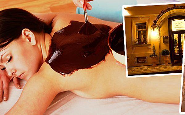 Královská čokoládová masáž