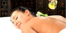 Hodinová Hawajská masáž za 299 Kč!