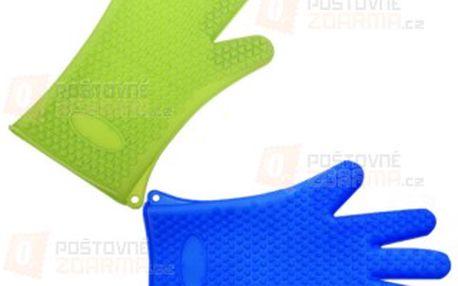 Silikonová chňapka ve tvaru rukavice a poštovné ZDARMA! - 9104219