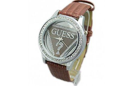 Štýlové hodinky GUESS za 24.75 eur! 3 druhy!