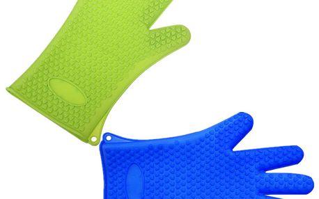 Silikonová chňapka ve tvaru rukavice a poštovné ZDARMA! - 8704219