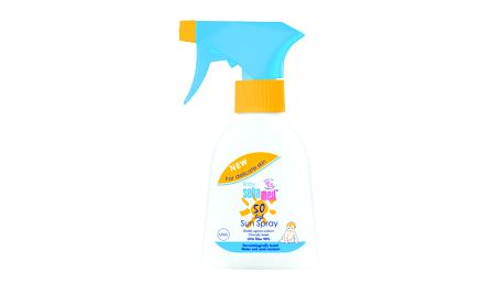 Sebamed Dětský opalovací spray OF 50- 200ml