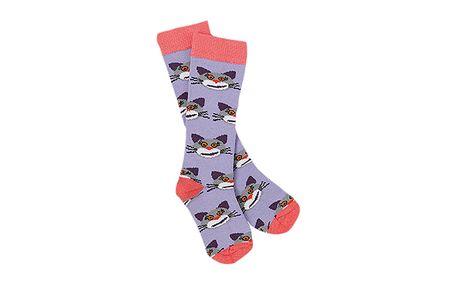 Ponožky s kočkami