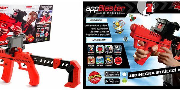 AppBlaster nejúžasnější smartphone příslušenství