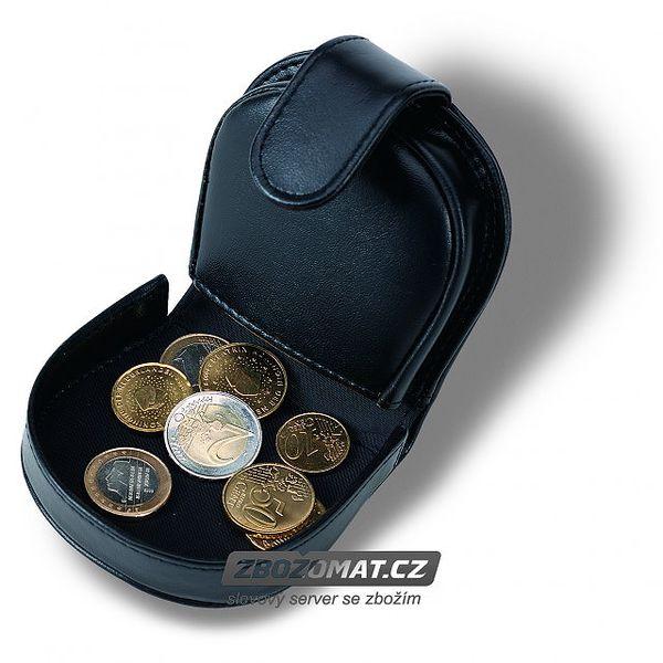 Peněženka na drobné mince z koženky!