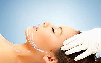 Rejuvenace obličeje laserovým přístrojem a sérem