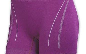 Sensor Seamless dámské kalhotky fialová S/M - bezešvé, elastické