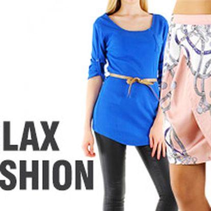 Dámská letní kolekce oblečení Relax