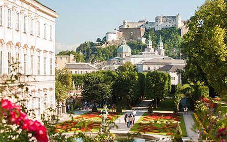 Víkend v Salzburgu