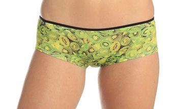 Dámské Kalhotky 69Slam Mini Short Kiwi