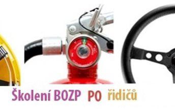 Školení BOZP/PO/řidičů - online na Internetu