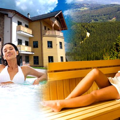Relax a wellness v přírodě Oravských Beskyd s 50%