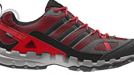 Outdoorová pánská obuv Adidas AX 1 GTX Vivied red/Black 8,5 (42,7) - II. jakost