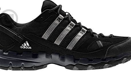 Lehká pánská outdoorová obuv Adidas AX 1 Black/Light onix 9,0 (43,3)