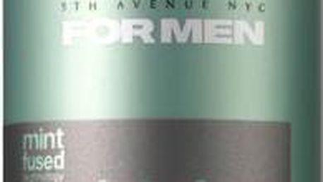 Redken For Men Mint Clean Shampoo 300ml Šampon na mastné vlasy M Pro mastnější vlasy