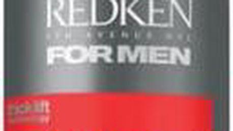 Redken For Men Full Imact Shampoo 300ml Šampon na jemné vlasy M Pro řídnoucí vlasy