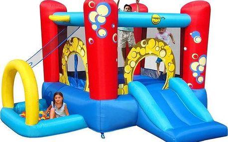 Dětské hrací centrum Bublina 4 v1