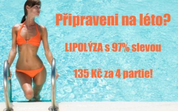 45 min. JAHODOVÁ LIPOLÝZA!!! Efektivní a rychlé odstranění tuků až na 4 partiích na jedno sezení!!! Studio Perfect Body na P-4!!!
