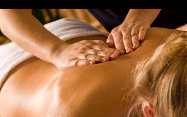 KLASICKÁ MASÁŽ ZAD a ŠÍJE ve studiu REFREEZ-ONE nebo u vás doma, s dopravou po Plzni zdarma jen za 199 Kč. Dopřejte svému tělu dokonalou relaxaci během 60minutové masáže. Ulevte tělu od svalového napětí, bolesti a zároveň zkvalitněte váš spánek.
