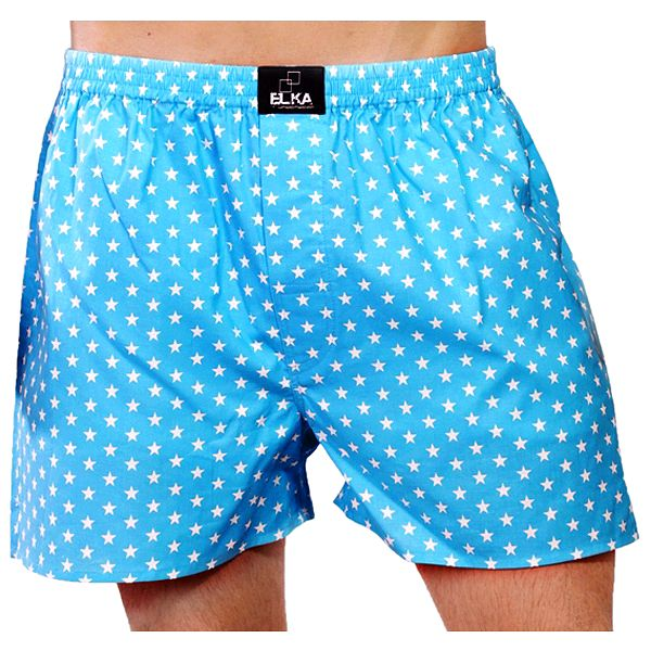 Pánské Trenýrky El.Ka Underwear Hvězdy