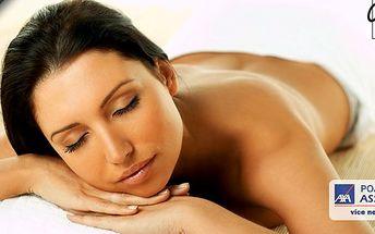 Uvolněte se a dopřejte si relax ve studiu Clariss v Hostivicích u Prahy! 90-ti minutová masáž celého těla