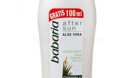 Mléko po opalování Babaria After Sun Milk Aloe Vera Kosmetika po opalování 150ml
