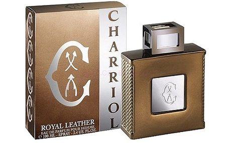 Charriol Royal Leather parfémovaná voda 100ml pro muže