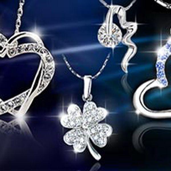 Letní výprodej šperků s krystaly Swarovski Elements